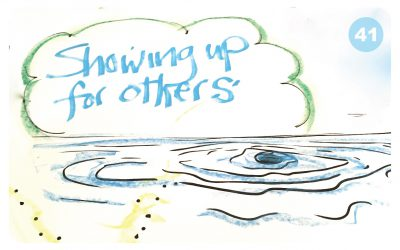 Showing Up For Others